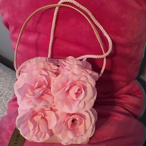 Pink Mini Evening Bag